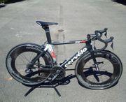 Cervelo S5 Rennrad Zeitfahrrad Triathlon