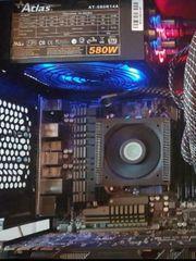 PC AMD FX-4170 Quad-Core mitMonitor