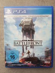 PS4-Spiel - Star Wars - Battlefront