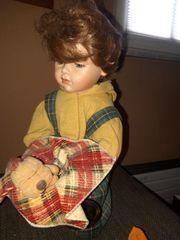 Artisan Puppe