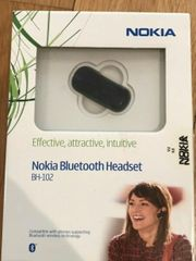 Bloetooth Headset Nokia NEU OVP