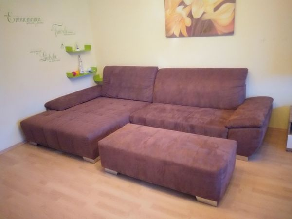 Couch- Sofalandschaft L-Form 2 34m