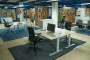 Bürotisch Schreibtisch Rollcontainer Sideboard Bürostuhl