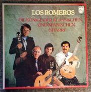 Vinyl Los Romeros Könige der