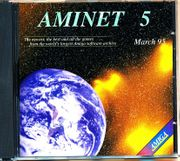 Amiga CD Aminet 5 und