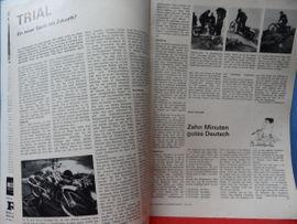 Bild 4 - Oldtimer Youngtimer - KFZ Zeitschrift - Hercules Mofa - Steuerwaldsmühle