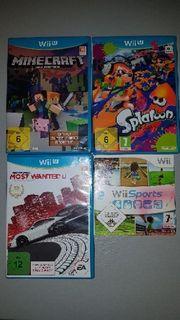 Wii U pro Spiel für