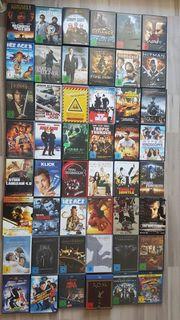 48 DVDs Blu-rays und Serien