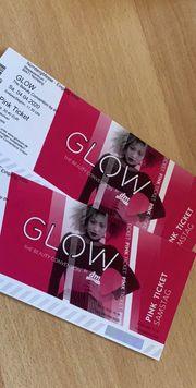 2 Tickets für die Glow