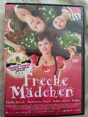 Freche Mädchen DVD