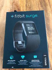 Fitbit SURGE Black Schwarz Gr