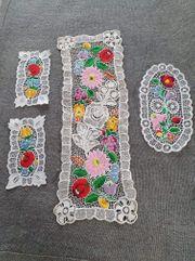 Ungarische Kalocsai tischdecken