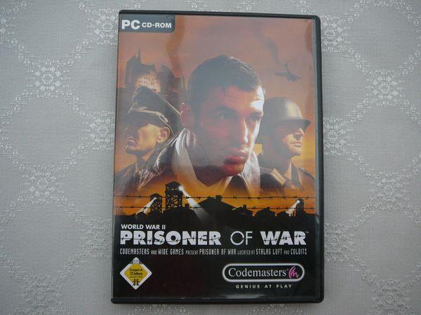 Verkaufe PC CD-ROM Spiel Prisoner
