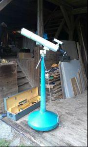 Carl Zeiss Jena Teleskop 100