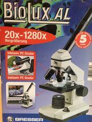 Mikroskop von BRESSER 20x - 1200x
