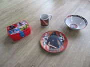 Geschirr f Kinder Star Wars