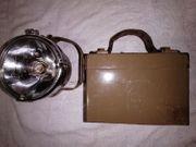 Akku Lampe Dominit W250 Kats