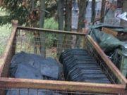 Historische Dachschiefer gebraucht großer Posten