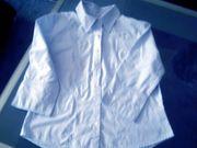 Damen Bluse hellblau Gr 40