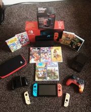 Nintendo Switch Bundle neue Spiele