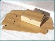 4x Versandkarton 160 x 110
