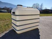 Kunststoff Tank 5000 ltr Werit