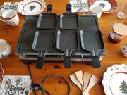 Cloer 6420 Raclettegrill mit Naturstein