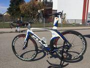 Triathlonrrad Zeit Fahrrad