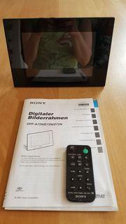 Digitaler Bilderrahmen Sony S-frame DPF-A72N