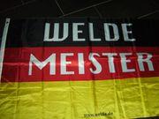 Welde Meister Flagge Banner ca