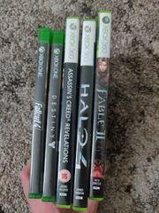 Xbox One und Xbox 360