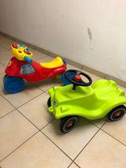 Bobby Car und kleines Dreirad
