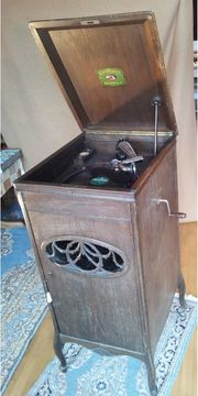 Grammophonschrank Gramola