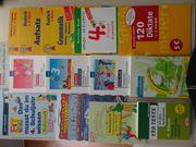 Übungsmaterial für Grundschule und Übertritt