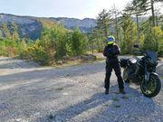 Motorradfahrer gesucht