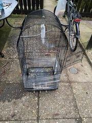 Vogel Käfig gut erhalten