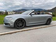 Audi A5 Cabrio Einzelstück