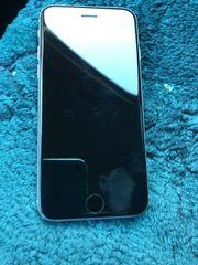 IPhone 6 Silber Schwarz