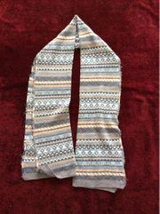 Warmer Schal für Damen und