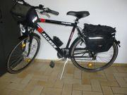Trekking - und City - Fahrrad