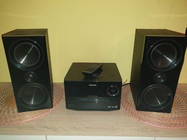 Philips Mini Stereo Anlage