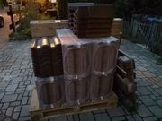 Verkaufe 160 neue Dachziegel Braas