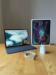 iPad Pro 11 2018 Space