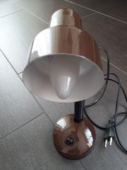 Schreibtischlampe neu