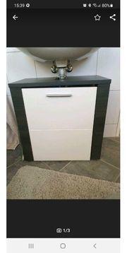 Waschbeckenunterschrank zu verkaufen