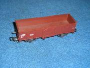 Liliput H0 1 Hochbord Güterwagen