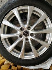 Rädersatz Alufelgen Audi A6 4f