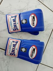 Boxhandschuhe Twins Special in Blau