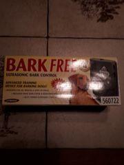 Bark Free gegen Bellen von