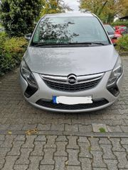 Opel Zafira C Tourer 2